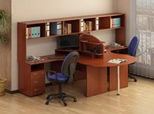 Серія меблів для персоналу - Атрибут