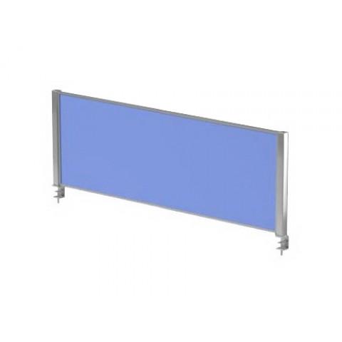 Настільний екран-перегородка в алюм.рамі T8.01.07