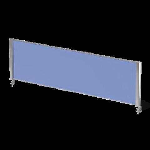 Настільний екран-перегородка в алюм.рамі T8.01.16