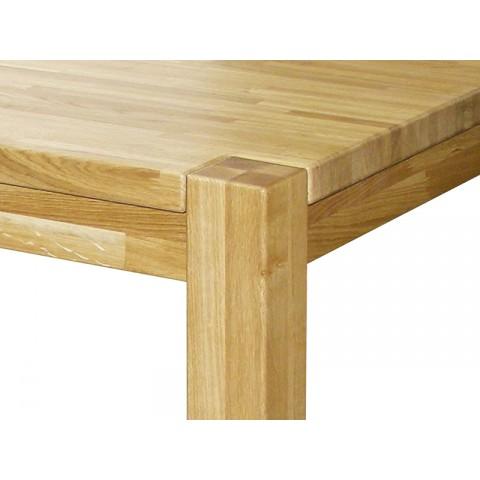 Дерев'яний розкладний стіл АМБЕРГ