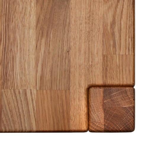 Дерев'яний розкладний стіл АМБЕРГ ЛЮКС
