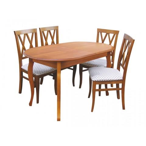 Дерев'яний розкладний стіл ЕЛЬЗА