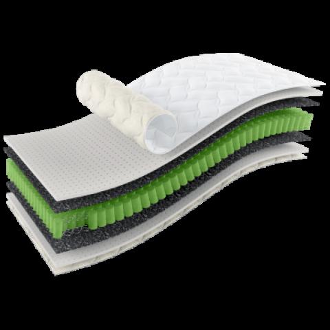 Ортопедичний матрац Sleep&Fly Organic ALFA