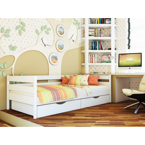Підліткове ліжко - НОТА (Масив)