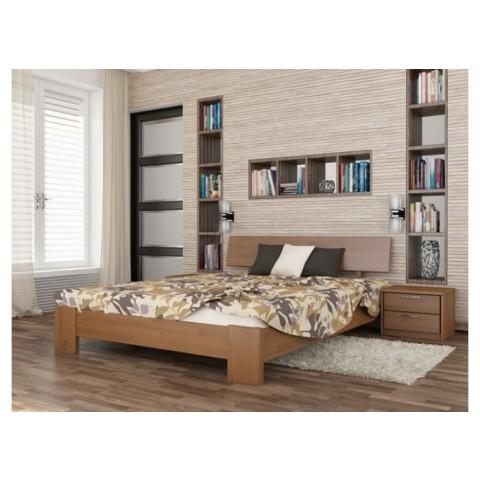 Дерев'яне ліжко ТИТАН (Масив)