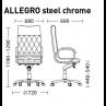ALLEGRO steel MPD AL68