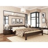 Дерев'яне ліжко РЕНАТА (Масив)