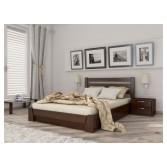 Дерев'яне ліжко СЕЛЕНА (Щит)