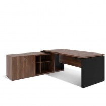 Стіл письмовий з приставним столом, лівий G1.27.18