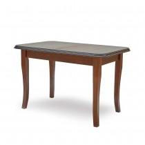 Обідній стіл з натурального дерева Тис-1400